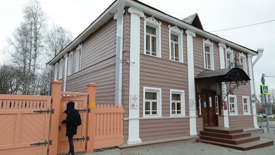 В Череповце воссоздали квартал братьев Верещагиных