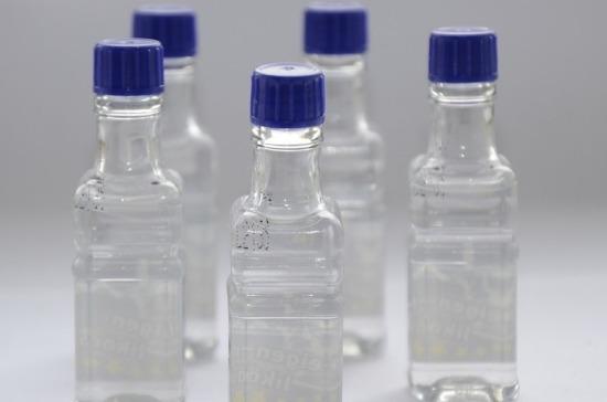 В Госдуму внесен проект о лишении заводов лицензии за невыполнение нормы по производству спирта