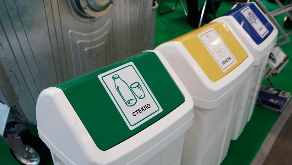 В Ленобласти назвали пилотные города по раздельному сбору мусора