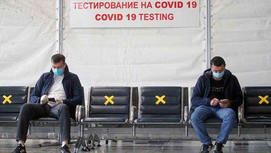 В Петербурге организуют круглосуточное тестирование на COVID-19