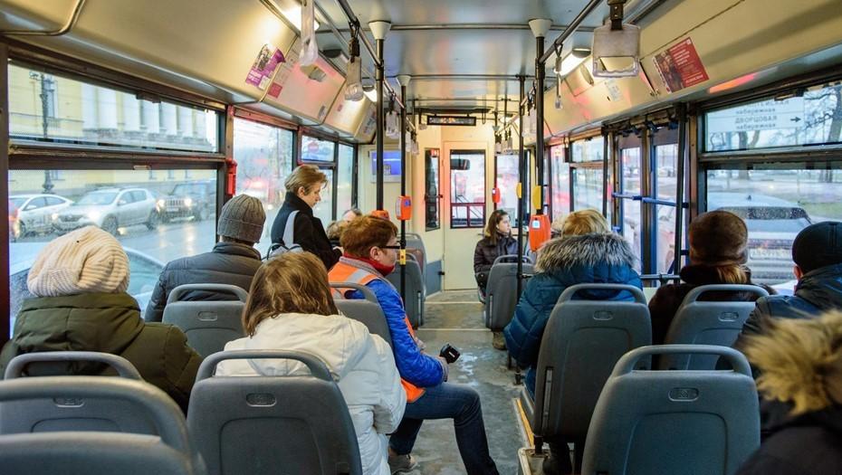 В Петербурге приняли стандарт качества для общественного транспорта