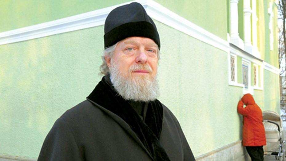 В Петербурге умер настоятель храма Смоленской иконы Божией Матери