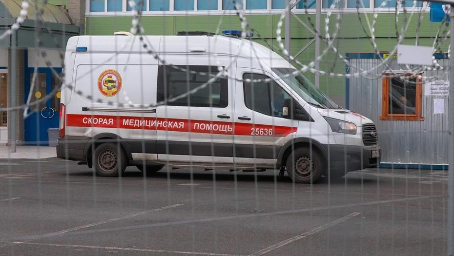 В Петербурге второй день подряд замедляется прирост заражённых