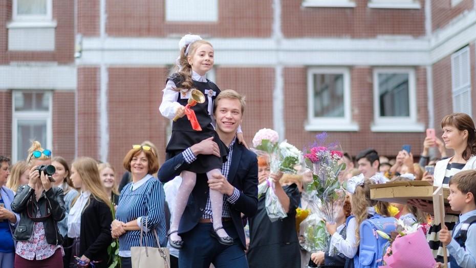 В петербургских школах изменился порядок приёма в первый класс