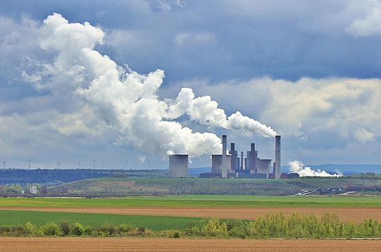 В России разработают Стратегию развития с низким уровнем выбросов до 2050 года