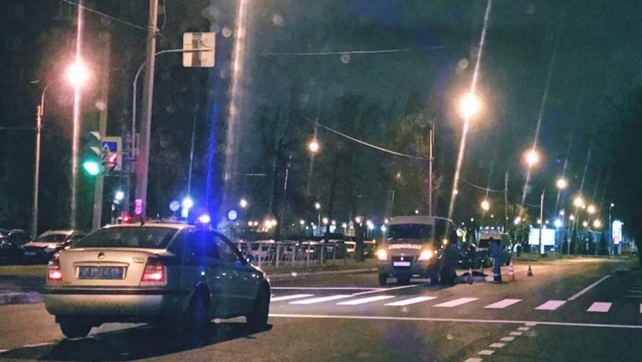 Виновник смертельного ДТП в Калининском районе скрылся с места происшествия