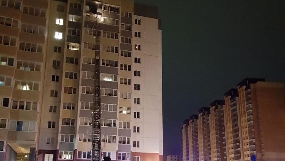 Во Всеволожске произошёл взрыв в жилом доме