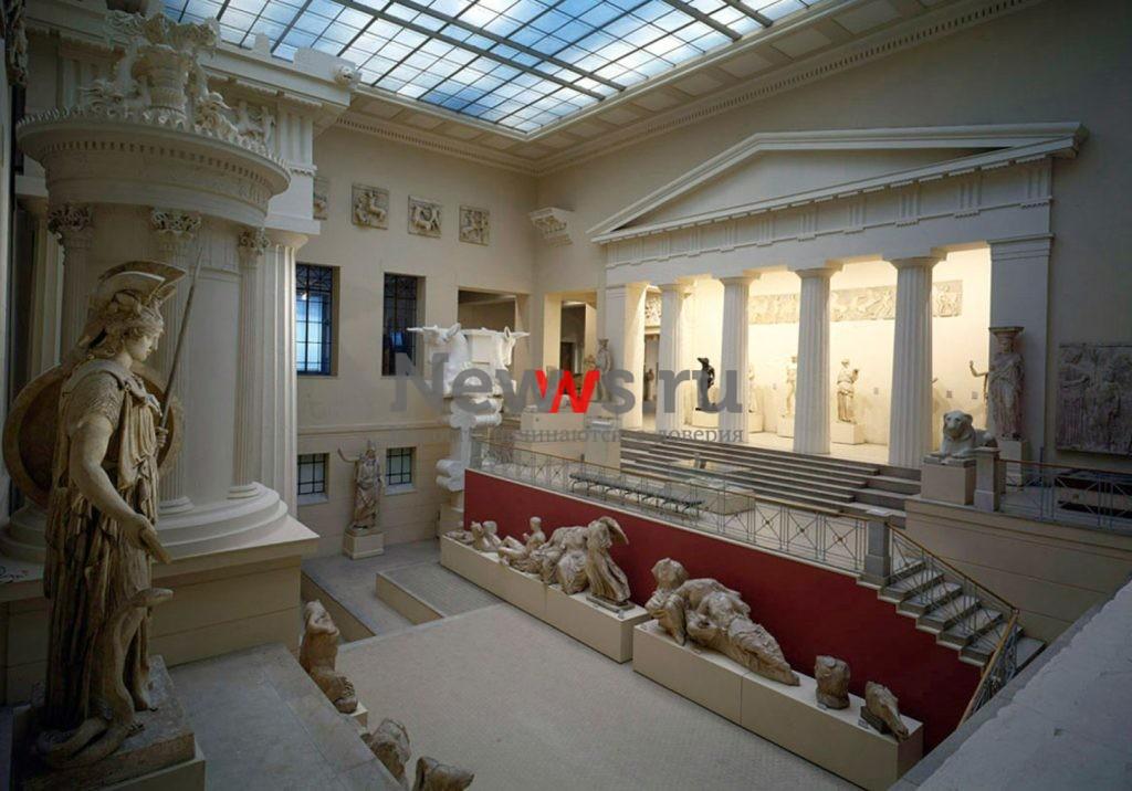 В Пушкинском музее планируют построить несколько подземных галерей