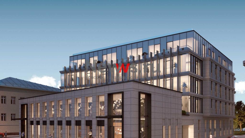 В Мещанском районе будет построен апарт-отель «Сретенка 13/26»