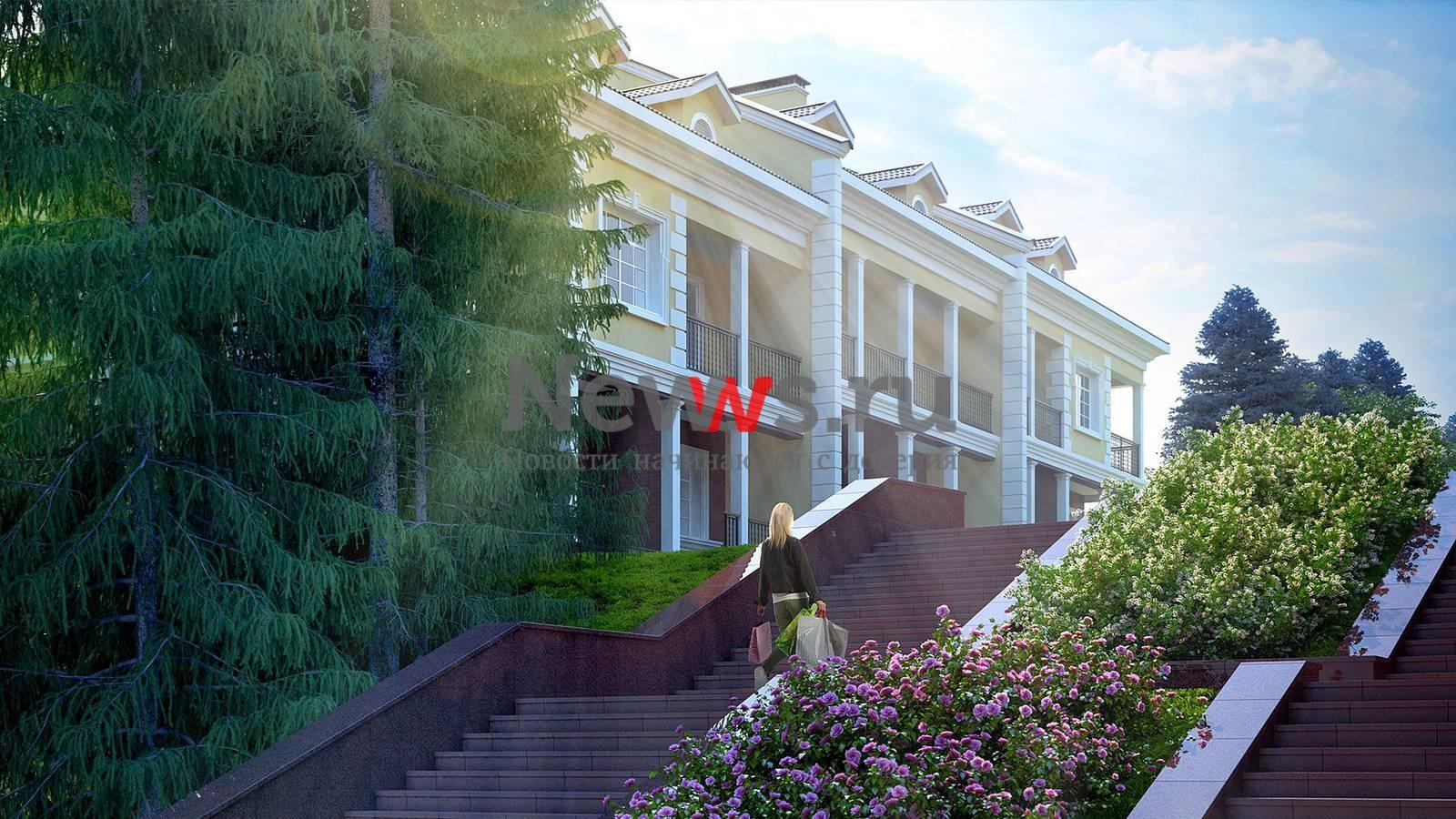 Завершено благоустройство первой очереди проблемного жилого комплекса «Спорт Таун»