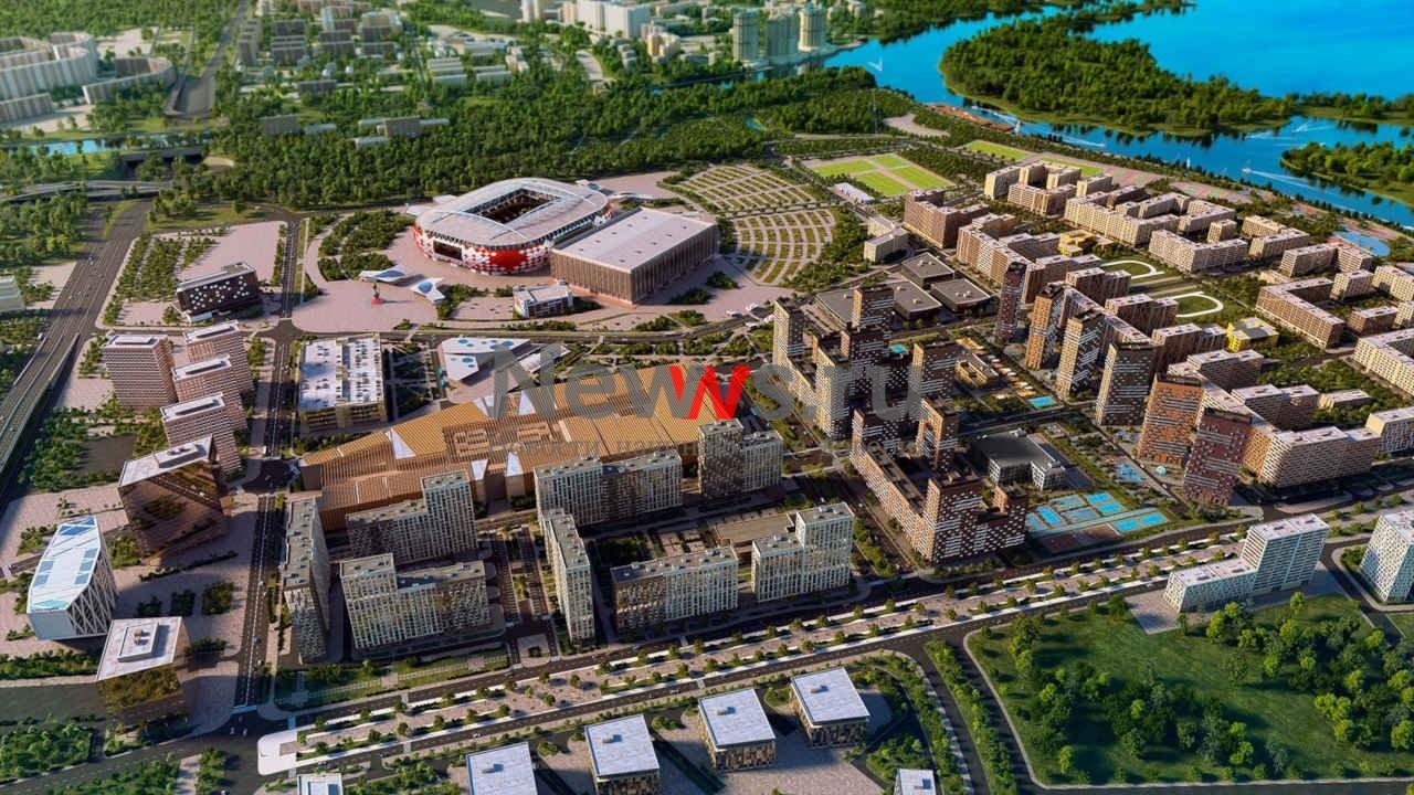 В 2020 году в ЖК «Город на реке Тушино-2018» квартирами обеспечены более 1100 семей дольщиков