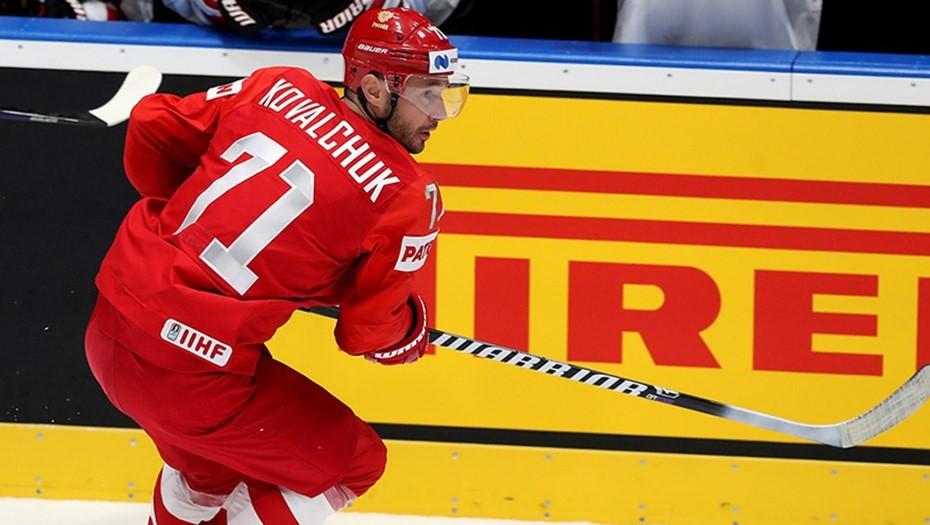 Бывший игрок СКА Илья Ковальчук продолжит карьеру в Омске