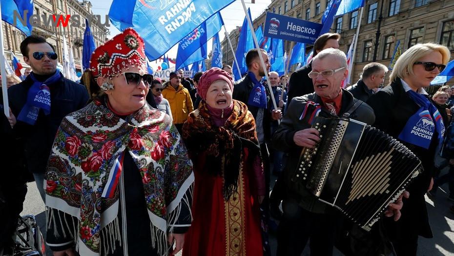 Диагональ синтересом: кампания по выборам в Госдуму набирает обороты