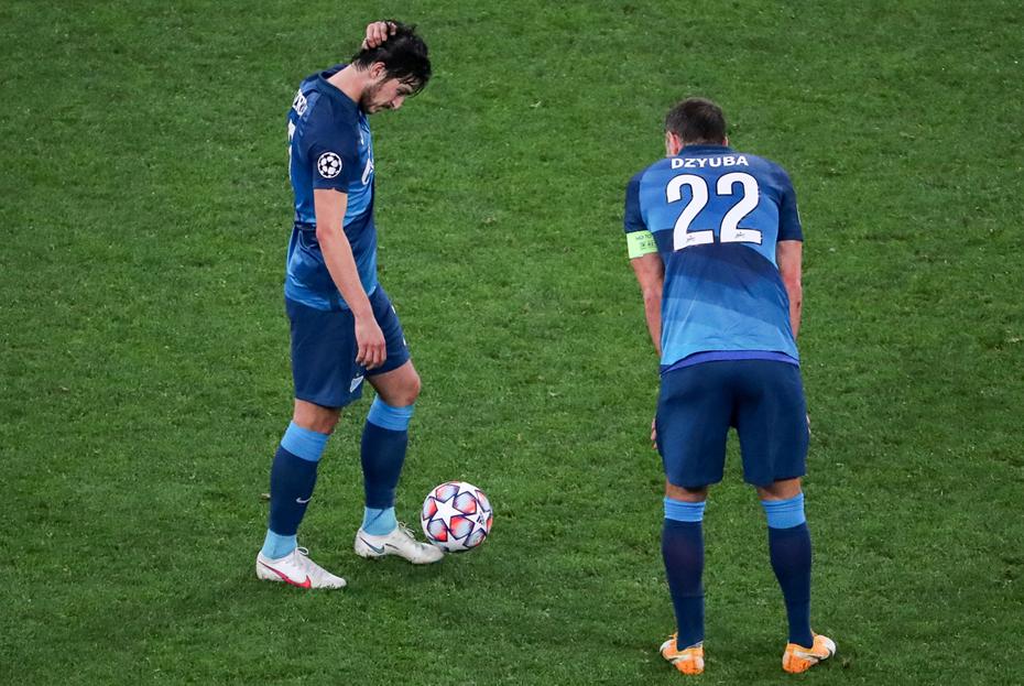Двойка! Всему российскому футболу