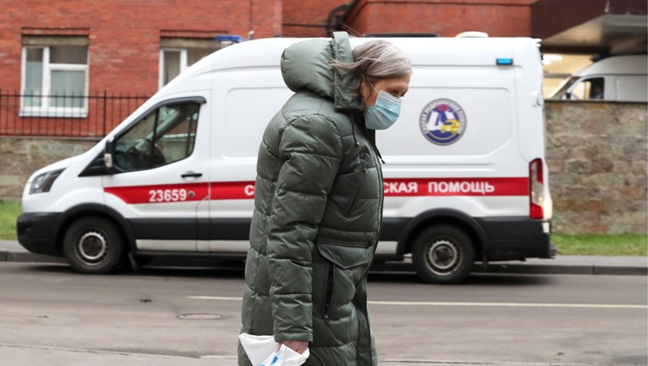 Главный санитарный врач Петербурга объявила о выходе на плато по COVID