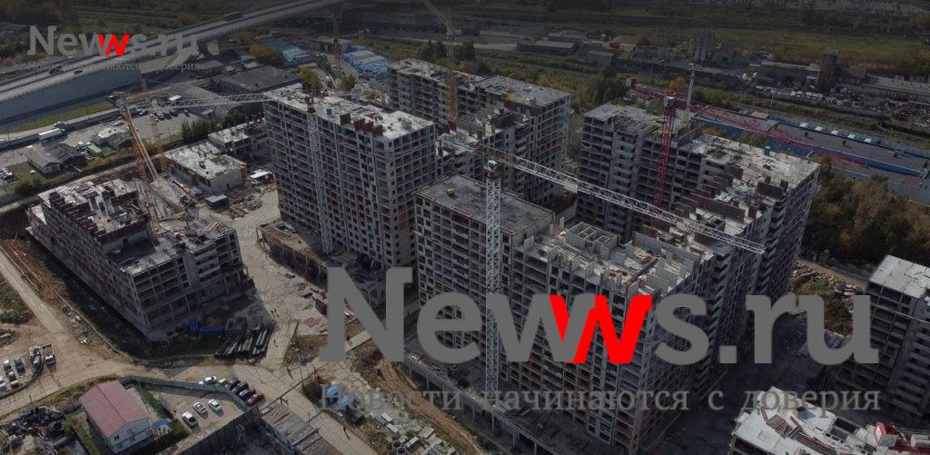 Права на 35-й корпус проблемного ЖК «Царицыно» перешли городскому застройщику
