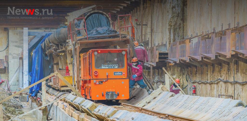 Бочкарёв: началась проходка тоннеля метро от «Улицы 800-летия Москвы» до «Лианозово»