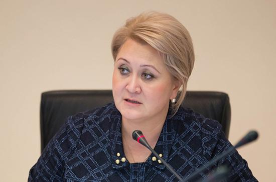 Гумерова выступила за единую систему оплаты труда учителей