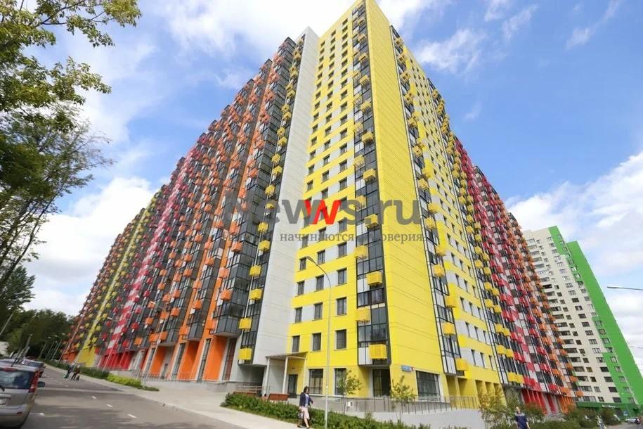 Дольщикам проблемного ЖК «Терлецкий парк»: за две недели высота блока Е увеличилась на 1,5 этажа