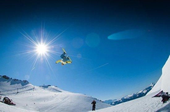 Красноярску запретили проводить ЧМ по фристайлу и сноуборду в 2025 году