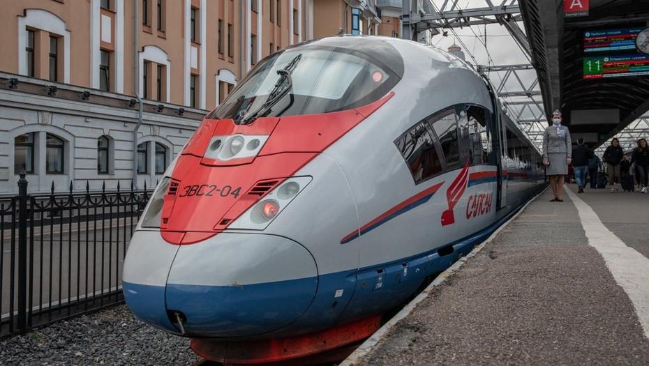 Магистраль Москва — Петербург построят с заходом в Великий Новгород