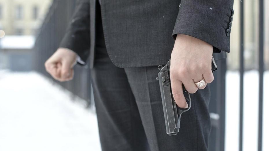 МВД Петербурга получило заявление о пистолете главы комитета по соцполитике