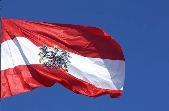 На юге Австрии из-за снегопада начались проблемы с электричеством