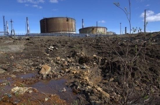 Нефтяные компании разработают планы предупреждения разливов нефти