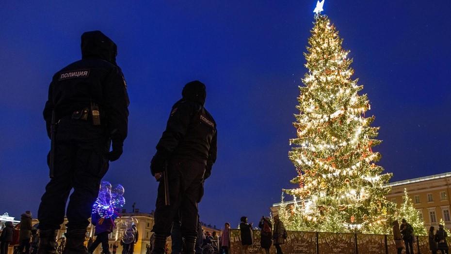 Петербург оказался лидером в стране по росту преступности в 2020 году