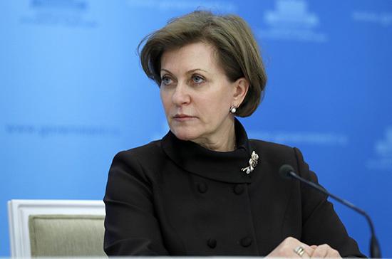 Попова рассказала, люди какого возраста заболевают COVID-19 чаще остальных