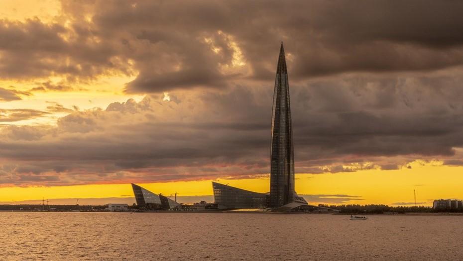 """Проект """"Петербург: Наследие будущего"""" покажет яркую архитектуру города в XXI веке"""