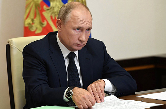 Путин отметил последовательность соглашения по Карабаху