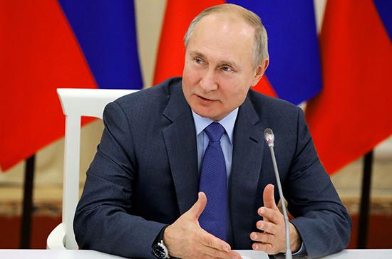 Путин отметил самобытный талант Нины Руслановой
