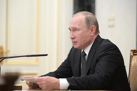Путин пока не планирует телефонного разговора с Байденом