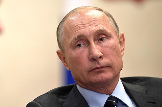Путин соболезнует в связи со смертью Ирины Антоновой