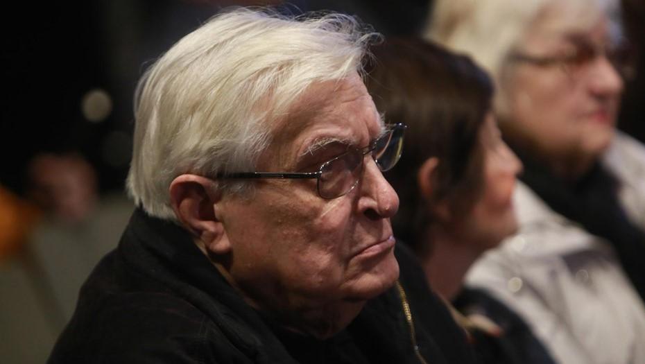 """""""Надо закрывать не только театры"""": Басилашвили поддержал запреты в пандемию"""