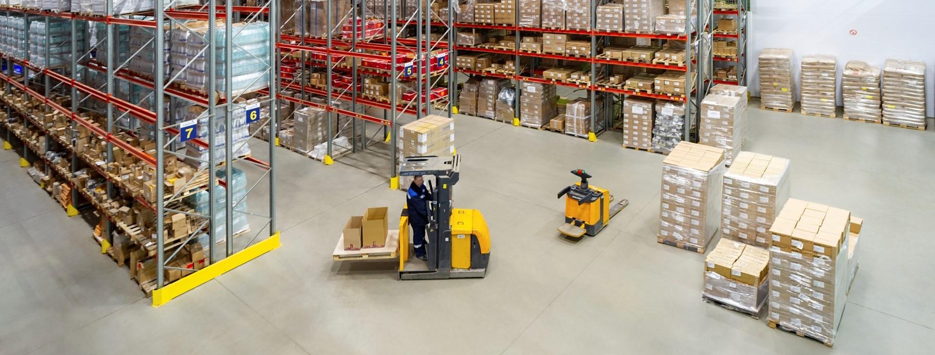 Решение в коробке: на рынке складского оборудования ожидают значительный рост