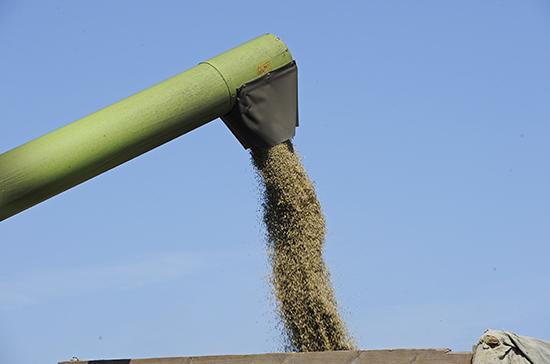 Россия установит тарифную квоту на вывоз зерна