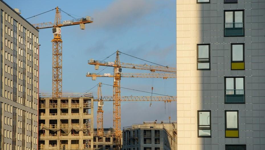 Смольный: задержки принятия Генплана не остановят градостроительство