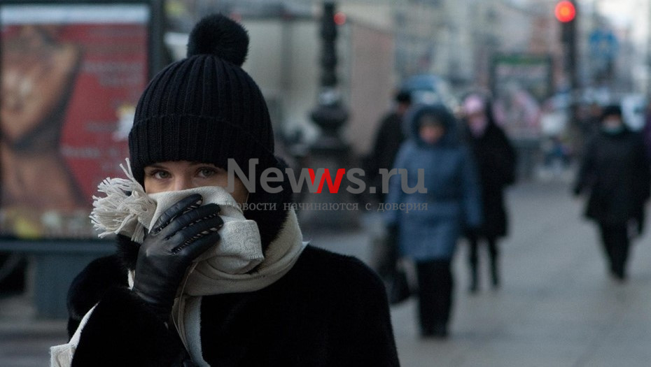 Среда в Петербурге будет сухой и прохладной