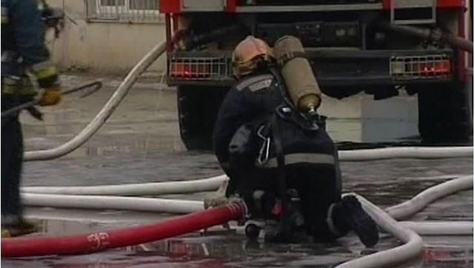 Три человека погибли при пожаре на юге Петербурга