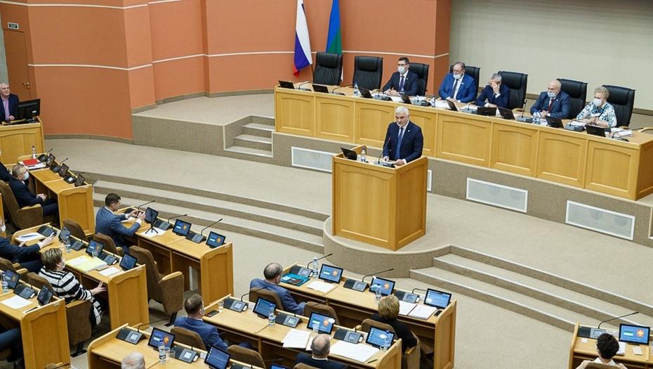 В бюджете Коми существенно сократили расходы на 2021-2022 годы