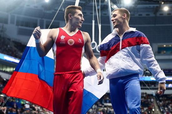 В Госдуме отреагировали на запрет российским спортсменам выступать под национальным флагом