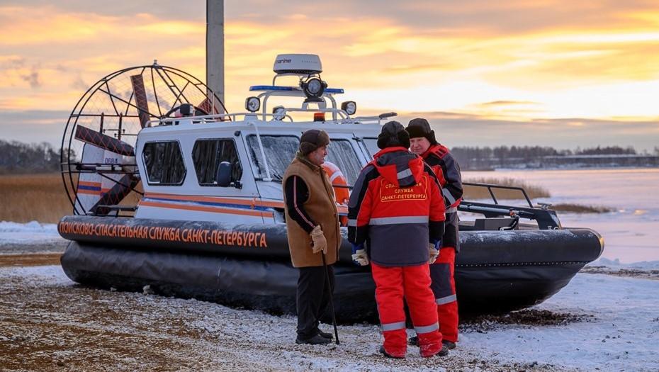 В Кронштадте открыли новую спасательную станцию