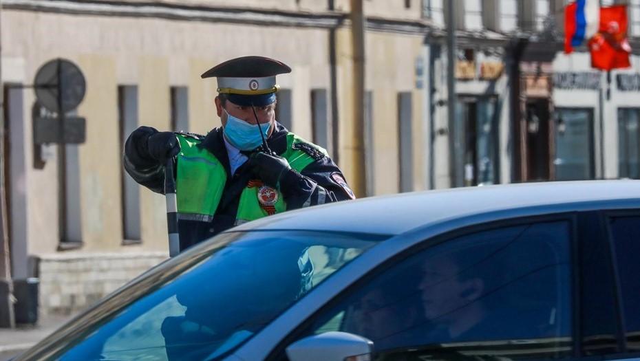 """В Ленобласти полицейские со стрельбой задержали пьяного водителя """"ВАЗа"""""""