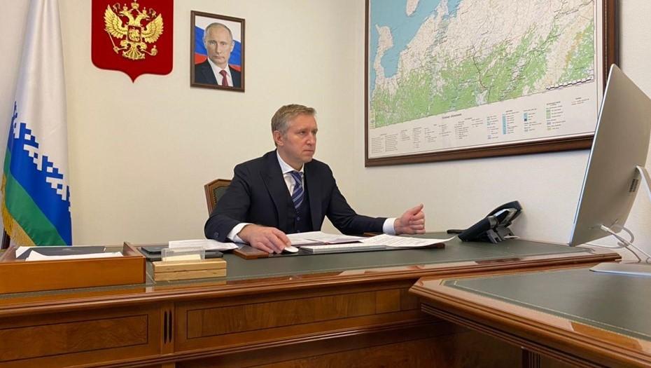 В Ненецком округе продлили COVID-ограничения до 31 января