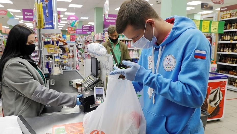 В Петербурге более 6 тыс. человек получили гуманитарную помощь