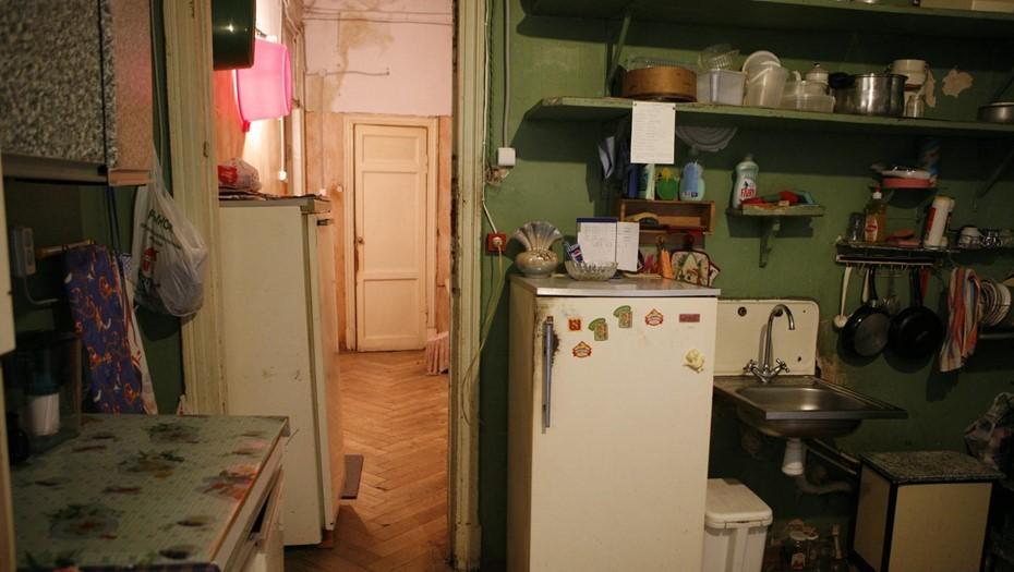 В Петербурге изменят правила расселения коммуналок