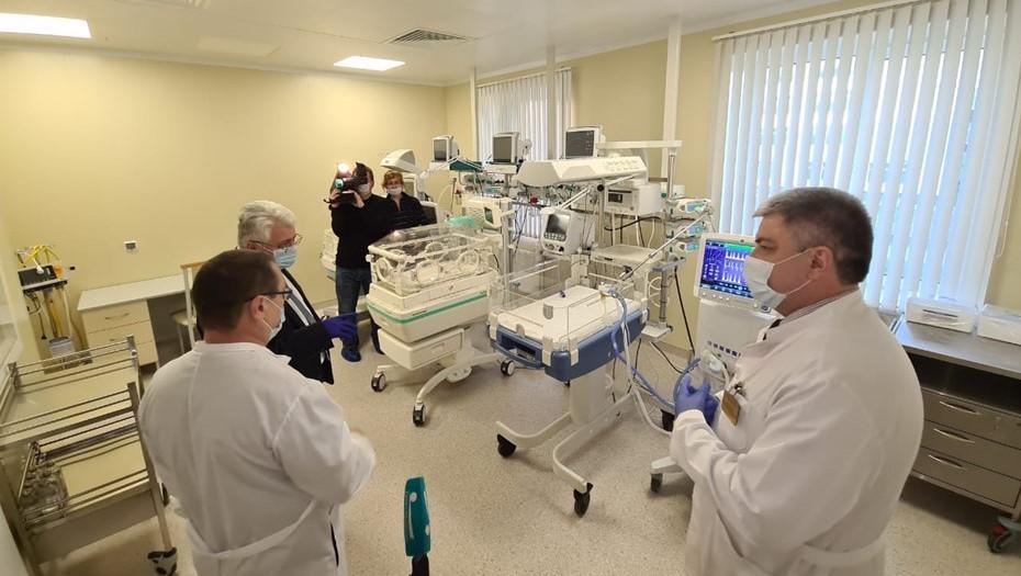 В Петербурге откроется первый физиопрофилактический центр подготовки к родам