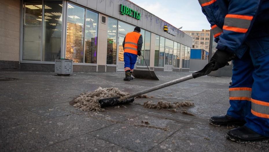 В Петербурге ожидаются дожди и мокрый снег